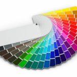 nuancier couleur pour sangles