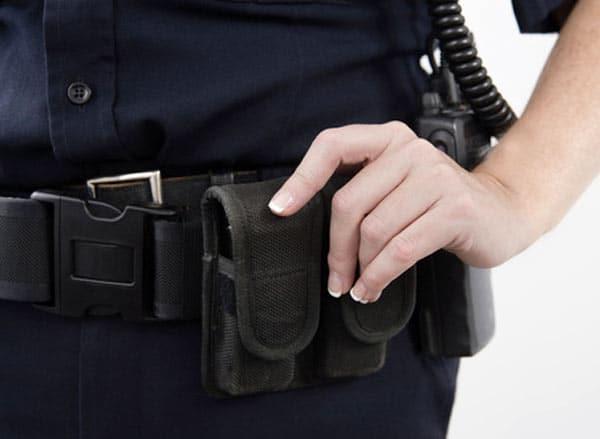 ceinture police - armée
