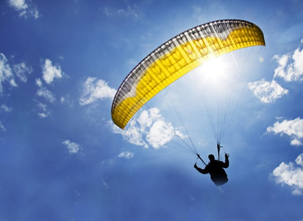 sangle parachute